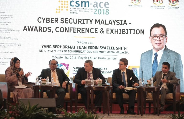 YAKSHA Project invited to the Panel at CSM-ACE 2018 in Malaysia