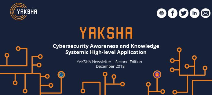 YAKSHA Newsletter 2nd edition online