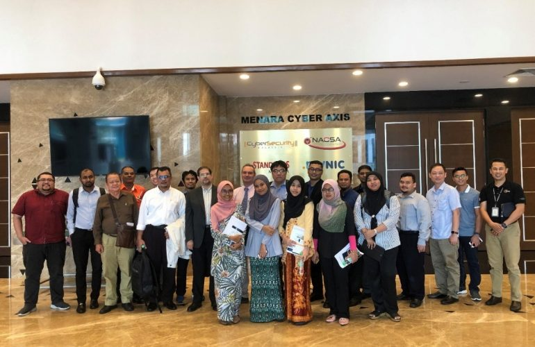 YAKSHA Ambassadors' Day at CyberSecurity Malaysia