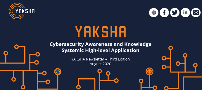 The third edition of the YAKSHA Newsletter is now online!